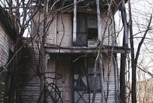 Abandoned / by Jan Warner