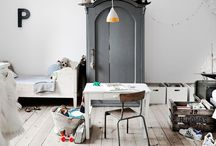 Kids Room / Kids room interior scandinavian nordic