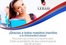 UNIVERSIDAD LEBASI / Capacítate, Certificate y Crece
