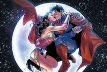 DC Heroes / by Diego Calderón