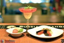 Drinks & Coctails / We offer various drinks a coctails from the most famous world's alcohol brands.