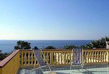 Villa Iole - Ferienhaus / Blau und Gelb – die Farben eines kalabrischen Sommers