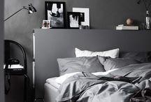 Bedroom / Bedroom interior