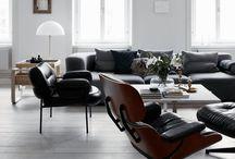 Living room / Living room interior