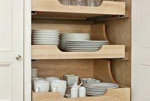 Closets / storage ideas for our home