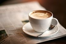 Coffee! / Fueling journalists since the start of time
