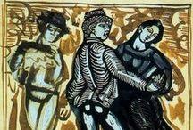 Raoul Dufy~other style / フランスの画家、ラウル・デュフィの別の側面です