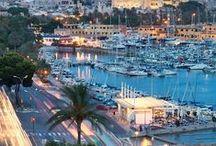 Palma de Mallorca / Golddiggersresa våren 2015