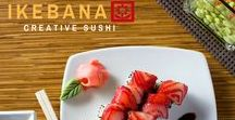 Ikebana Sushi Bars fans! / The best pictures from our loyal clientele!