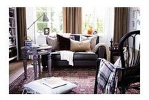Inspiration for my living room / I'm cosying up my living room!