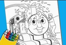 Thomas & Friends Fun & Games