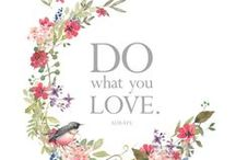 DO WHAT YOU LOVE / Contes DO WHAT YOU LOVE 2015 www.mywashitape.com