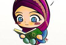 Muslim Kids / So cute!!!!!