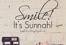 Its Sunnah / Its sunnah bro