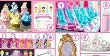 Themed Birthday Ideas - Girls