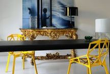 InTeRioR DeSigN / by Sophie ROLLAND