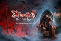 DRACULA / The famous adventure game serie that will suck your blood and your time...  / by Microïds Official