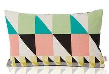 FUNKLE - Sekken cushion