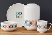 FUNKLE - Gullfuglen porcelain - Pattern
