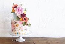Wedding Cakes / Cakey magic...