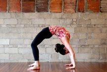 Yoga / My favourite yoga poses