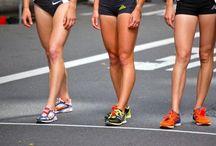 Maraton running / Running