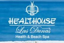 Healthouse inside / All about our instalation, romos & suites