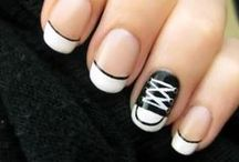 My Style <3 Nail Wise / All the different designs of nails I like the look of!