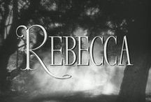 Rebecca / All the awesome letters in my name!!!