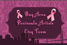 Bay Area Peninsula Artists Etsy Team / This is the board for the Bay Area Peninsula Artists Team on Etsy.  All members of the BAPATeam on Etsy are welcome to pin their items to this board.  You must be invited by the team captain.  Please let us know your presence on Pinterest by following this board and you will be sent an invitation to pin to this board.   / by Mark Thaler - Markalino