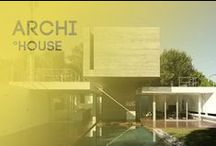 ARCHI - house / All house inspiration architechural concept, innovation, visual and focus about architecture.