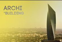 ARCHI - building / All inspiration about new and old architectural building. Grant Name of architecture.