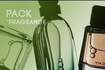 PACK - fragrance / All fragrances inspiration, pack, concept, installation.