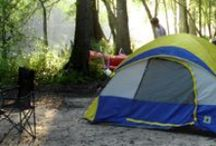 Camping Equipment / Camping tips etc