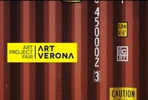Art Verona, competition / Contest to find a new urban furnishing design for the requalification of the entrance path that connect the Art  Verona fair ticket booths to the exhibition halls.