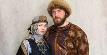 Slavonic costume