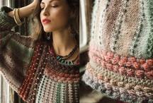 crochet and knitting / by Polina Kukulieva