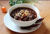 Firehouse Chili Recipes / Firefighter recipes!