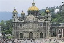Mexico, Spain, South America / Our Lady of Guadalupe, St. Juan Diego and more...