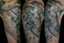 Firefighter Ink / Photography of Firefighter Tattoos and Body Art!