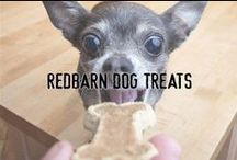 Redbarn Dog Treats / Redbarn Dog Treats are highly palatable and made from the finest ingredients. Redbarn Dog Treats will make your dog sit up and beg for more. To view the full Redbarn line of products visit: www.redbarninc.com