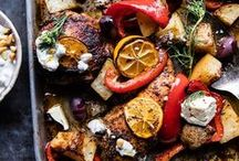 Main Dish Recipes / Lots of year-round easy main course ideas to inspire your next meal, including chicken, fish, seafood and meat. Here you will find the recipe to help you get dinner on the table.