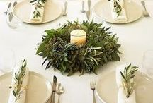 Decor / Rustic . Natural . Ethereal