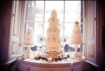 Wedding Cake Ideas from Chandos House / Different wedding cake ideas for Brides