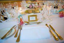 Wedding decor ideas at Chandos House / Wedding décor at Chandos House