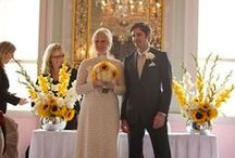 Sunshine And Flowers #Wedding At Chandos House