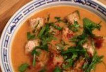 Vegane Suppen / Hier findest du leckere Rezepte für vegane Suppen von vegantwo.de!