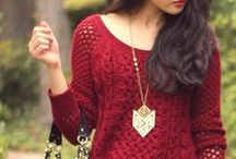Red Spicy Fashion / This fashion board attempts to collect only RED outfit for red lovers!