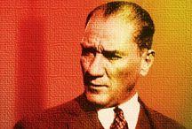 Atam / Ataturk / Mustafa Kemal Ataturk