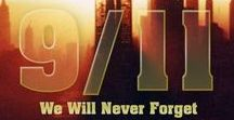 9/11 Commemoration / 343 Gone But Never Forgotten, we will never forget what all of the firefighters and other public safety professionals did for us on that day.